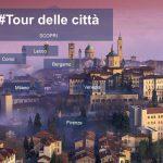 #Tour delle città